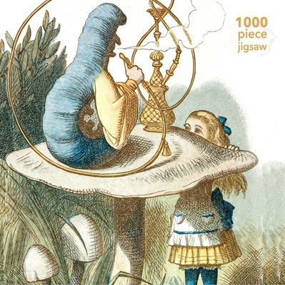 Tenniel: Alice in Wonderland Jigsaw: 1000 Piece Jigsaw Puzzle (1000-Piece Jigsaws) Cover Image
