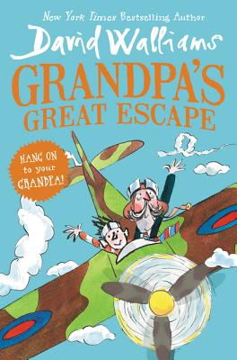 Grandpa's Great Escape Cover Image