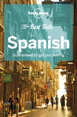 Lonely Planet Fast Talk Spanish 4 Cover Image