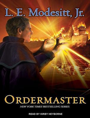 Ordermaster (Saga of Recluce (Audio) #13) Cover Image