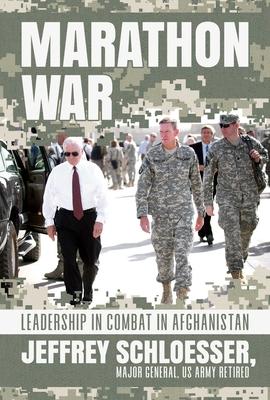 Cover for Marathon War