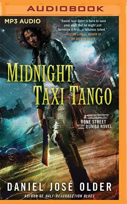 Midnight Taxi Tango (Bone Street Rumba #2) Cover Image