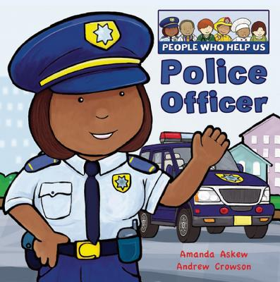 Police Officer (People Who Help Us) Cover Image