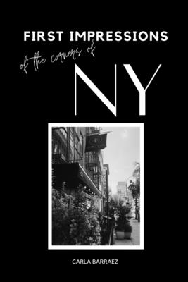 First Impressions of the Corners of New York Cover Image