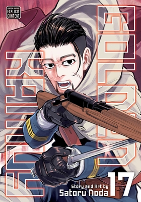 Golden Kamuy, Vol. 17 Cover Image