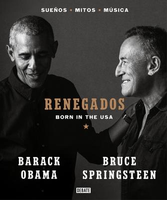 Renegados / Renegades. Born in the USA Cover Image