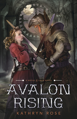 Avalon Rising (Metal & Lace Novel #2) Cover Image