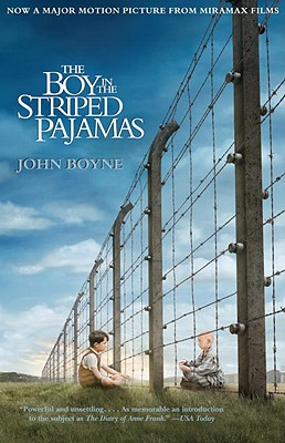 The Boy In the Striped Pajamas (Movie Tie-in Edition) Cover Image