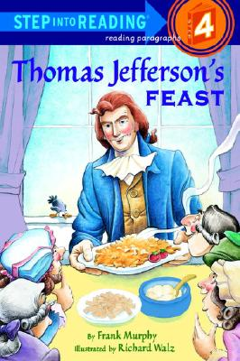 Thomas Jefferson's Feast Cover