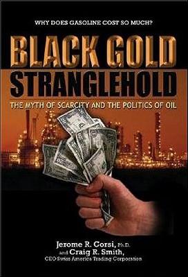 Black Gold Stranglehold Cover