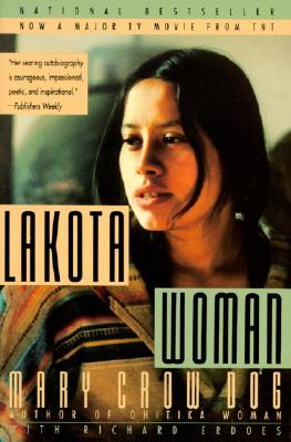 Cover for Lakota Woman
