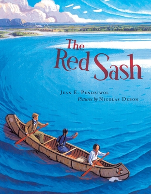 The Red Sash Cover Image