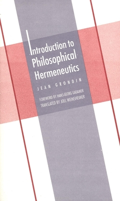 Introduction to Philosophical Hermeneutics Cover