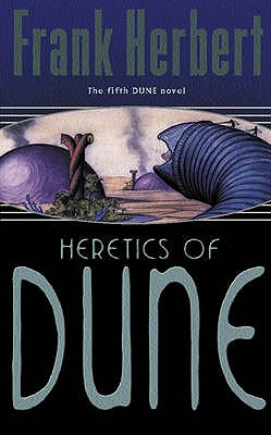 The Heretics of Dune Cover Image