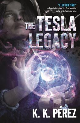Cover for The Tesla Legacy