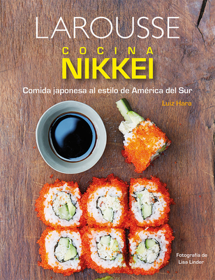 Cocina Nikkei Cover Image