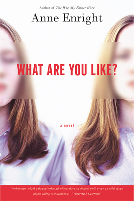 What Are You Like? Cover