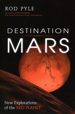 Destination Mars Cover