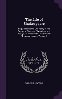 Cover for The Life of Shakespeare