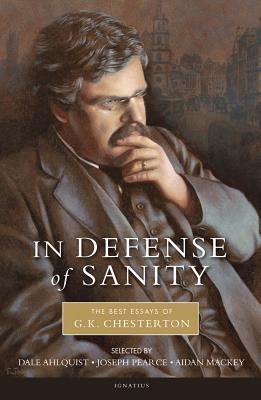 In Defense of Sanity Cover