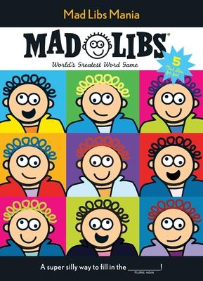 Mad Libs Mania Cover Image