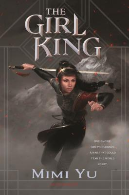 The Girl King Cover Image