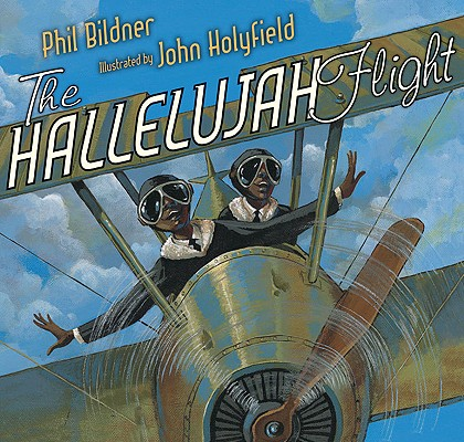 The Hallelujah Flight Cover