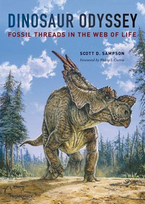 Cover for Dinosaur Odyssey
