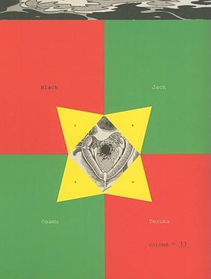 Black Jack, Volume 13 Cover