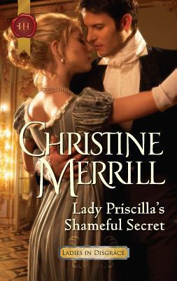 Lady Priscilla's Shameful Secret Cover