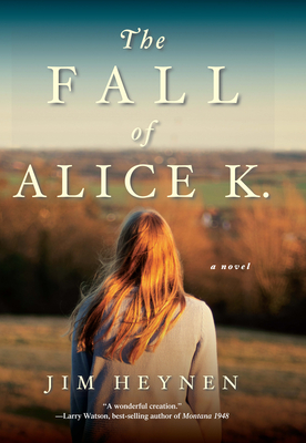 The Fall of Alice K. Cover