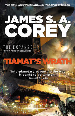 Tiamat's Wrath (The Expanse #8) Cover Image