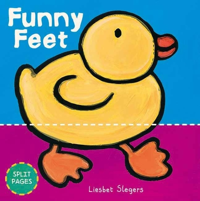 Funny Feet Cover