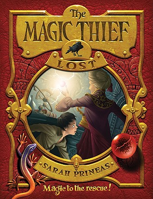 The Magic Thief: Lost Cover Image