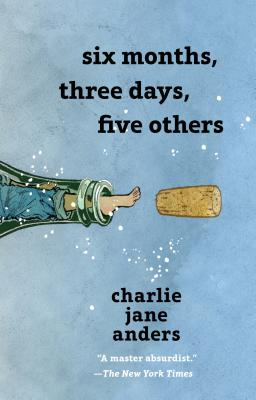 Six Months, Three Days, Five Others Cover Image