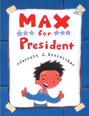 Max for President Cover