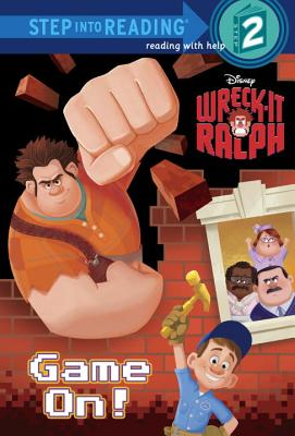 Wreck-It Ralph Cover