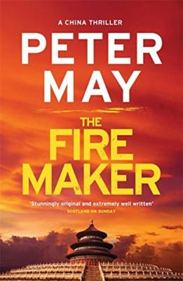 The Firemaker (The China Thrillers #1) Cover Image