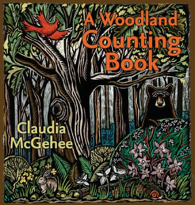 A Woodland Counting Book Cover