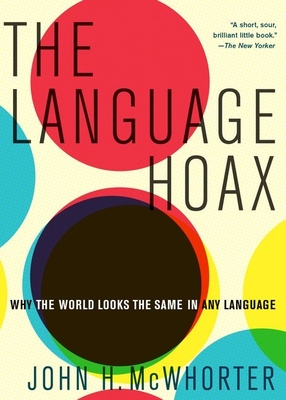 The Language Hoax Cover Image