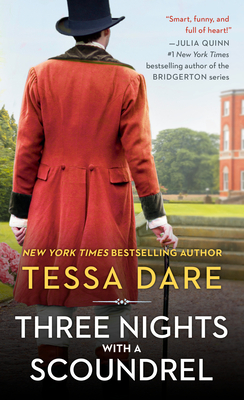 Three Nights with a Scoundrel Cover Image