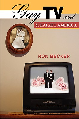 Cover for Gay TV and Straight America