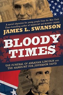 Bloody Times Cover
