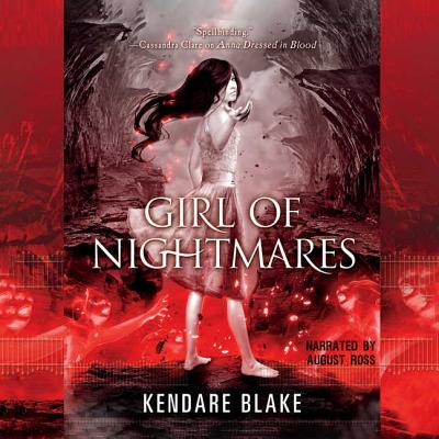 Girl of Nightmares (Anna Dressed in Blood) Cover Image