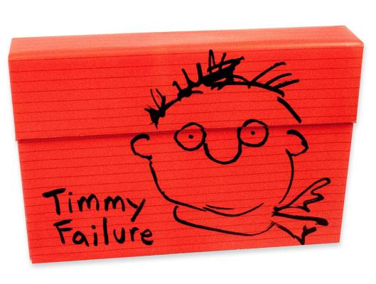 Timmy Failure: Mistakes Were Made: Limited Edition Cover Image