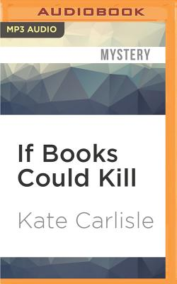If Books Could Kill (Bibliophile Mystery #2) Cover Image