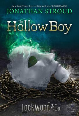 Lockwood & Co. Book Three the Hollow Boy Cover Image