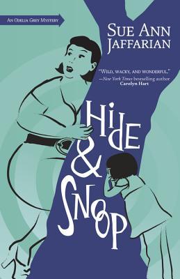 Hide & Snoop (Odelia Grey Mysteries #7) Cover Image
