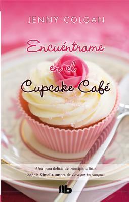 Encuentrame en el Cupcake Cafe / Meet Me at the Cupcake Cafe Cover Image