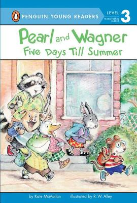 Pearl and Wagner: Five Days Till Summer Cover Image